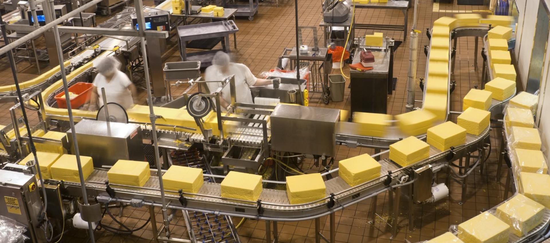 MIP para la Industria de Alimentos y Bebidas